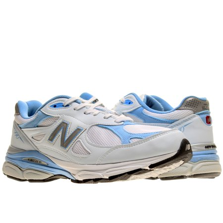 more photos 16125 2f1d8 New Balance 990v3 White Blue Women s Running Shoes W990WB3