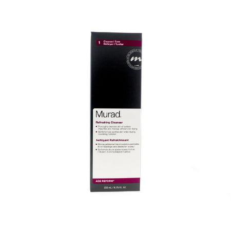 murad refreshing cleanser, 6.75 fluid ounce