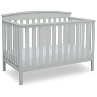 Delta Children Gateway 4-in-1 Convertible Crib