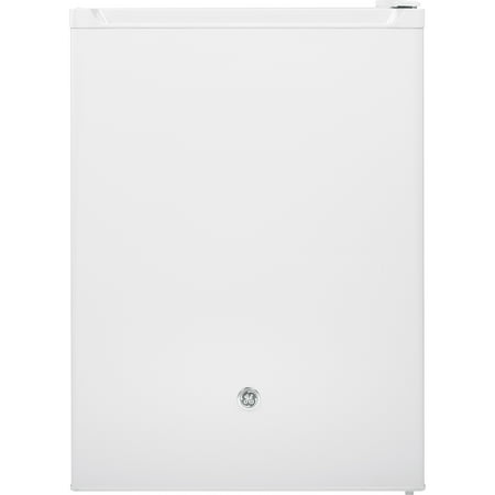GE Appliances 5.6 Cu Ft Single Door Compact Refrigerator, White (Haier White Refrigerator)
