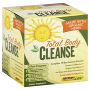 Organic Total Body Cleanse - Best Reviews Guide