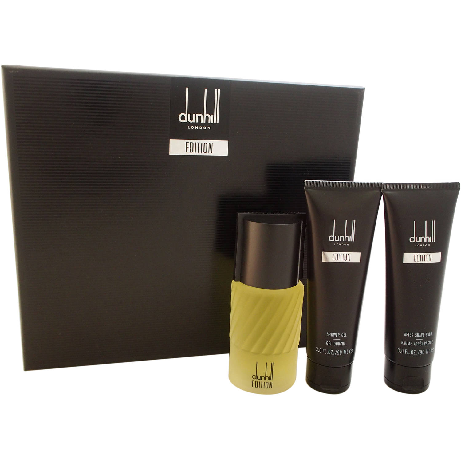 Alfred Dunhill Dunhill London Edition Gift Set for Men, 3 pc