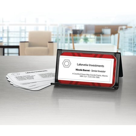 avery two side printable clean edge rounded corner business cards