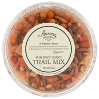 Aurora Natural Products Trail Mix Pub Spicy Blend, 12.5 Oz, Pack Of 12