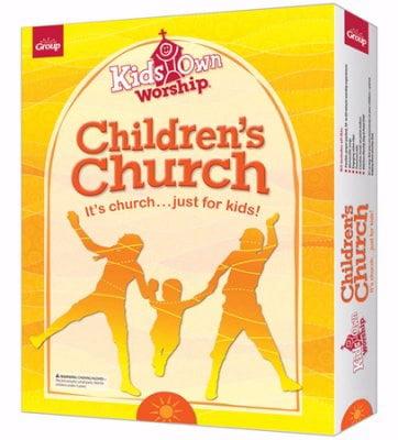 KidsOwn Worship Childrens Church-Summer Kit