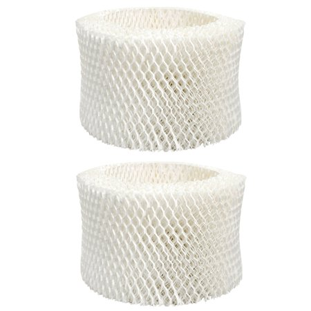 2-pack Humidifier Replacement Wick Filter Replacement Parts for Honeywell HAC-500, HCM-350, HCM-600, HCM-630, HCM-710, HCM-300T, HCM-315T ()