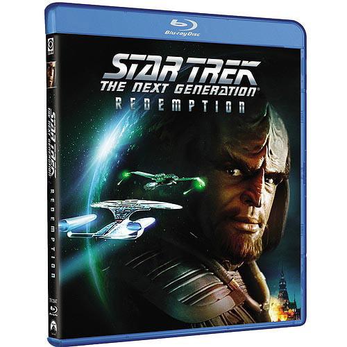 Star Trek: The Next Generation - Redemption (Blu-ray) (Widescreen)