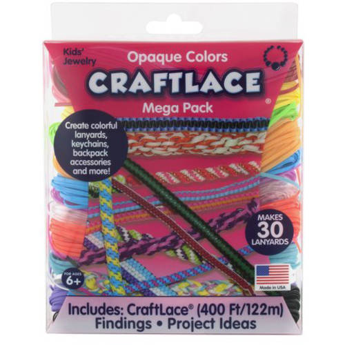 CraftLace Mega Pack, Opaque Colors