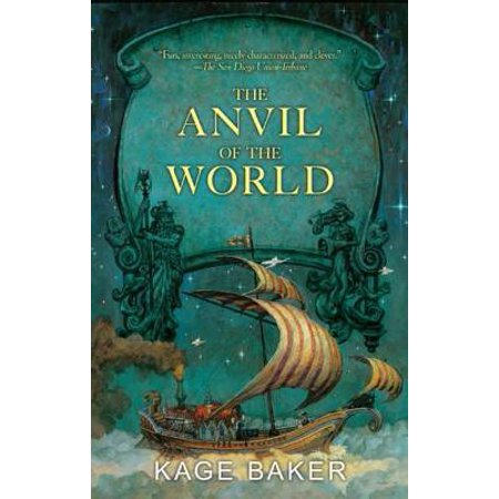 The Anvil of the World - eBook ()
