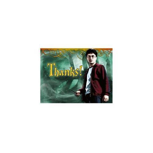 Hallmark 190354 Harry Potter Deathly Hallows Thank-You Notes