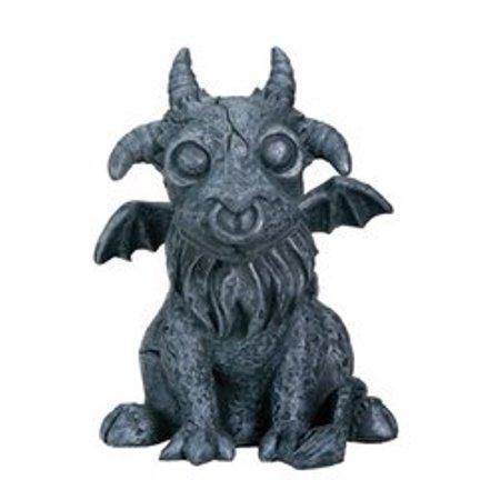 Baby Goat Gargoyle - Collectible Figurine Statue Sculpture (Goat Figurine)