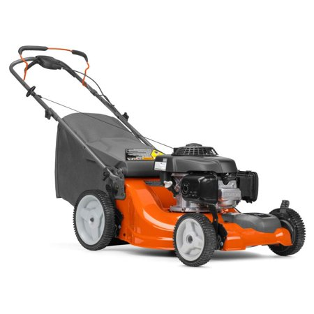 Husqvarna HV-WB-961450036 Walk Behind 21 Inch Self Propelled Gas Mower, Orange