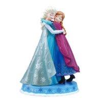 Disney Frozen Queen Elsa and Princess Anna Hugging Collectible Figurine 26427