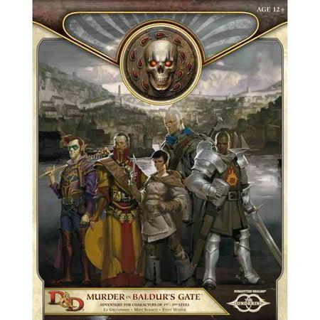 Murder in Baldurs Gate: Sundering Adventure 1 by