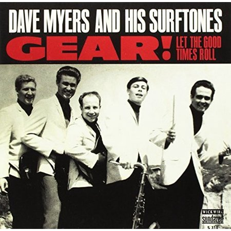 Gear/Let The Good Times Roll (Vinyl) (7-Inch)
