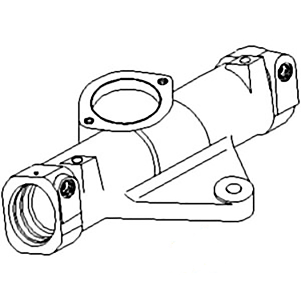 303445380 New White Oliver Power Steering Cylinder 100 120