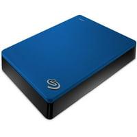 Seagate 4TB BACKUP PLUS PORTABLE DRIVE USB 3.0 BLUE - STDR4000901