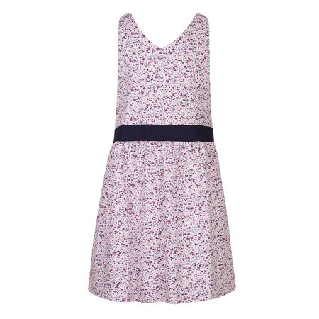 Little Girls Navy Floral Print Bow Attached Backless Dress 6 100%cottonLining:100%cottonA size 4 is for the average 3-4 year old kid,a size 5 is for the average 4-5 year old kid,a size 8 is for the average 7-8 year old kid, ectFeaturing a charming mix of textures and prints, this floral backless dress sports a structured look that's easy to wearSIZES FOR LITTLE AND BIG KIDS ARE BOTH AVAILABLE, PLEASE CHECK THE OTHER LISTING IN THE OTHER SIZE RANGE