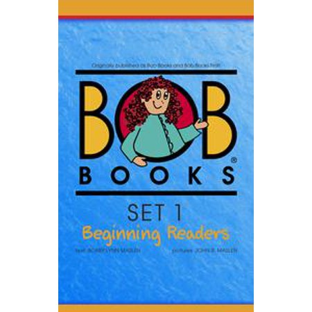 (Bob Books Set 1: Beginning Readers - eBook)