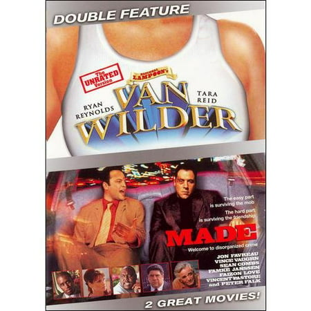 Image of National Lampoon's Van Wilder (Unrated) / Made (Double Feature) (Full Frame, Widescreen)