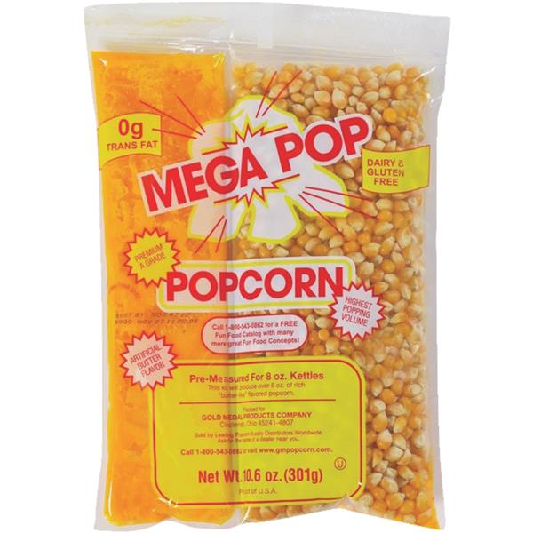 Gold Medal 2838 Mega Pop Popcorn Kit