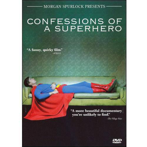 Confessions Of A Superhero (Widescreen)
