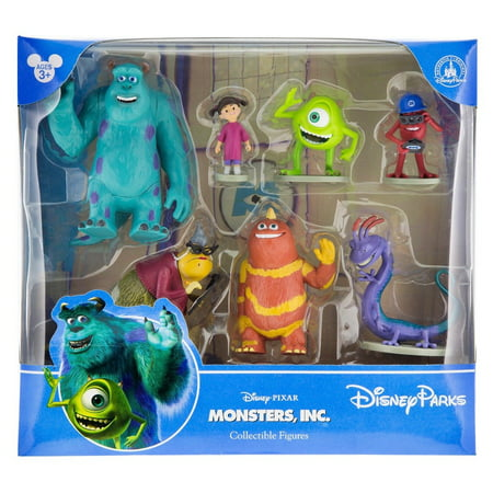 Disney Cars Cake Toppers (disney parks pixar monsters inc playset cake topper new with)