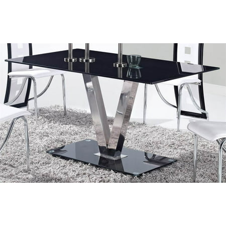 Dining Table in Black ()
