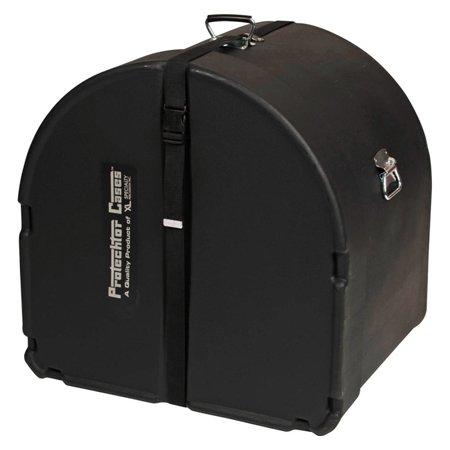 Gator Cases GP-PC1814MBD Marching Band Bass Drum Case Protechtor Casing - Marching Band Bass Drum