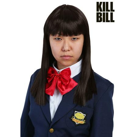 Kill Bill Gogo Yubari Wig for Adults