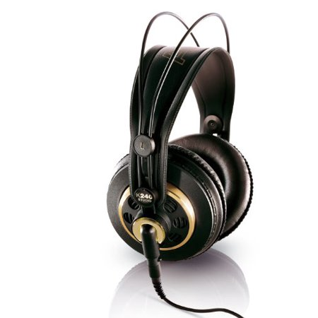 Akg K 240 Semi Open Studio Headphones