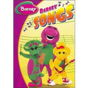 Barney Barney Songs DVD by HIT ENTERTAINMENT