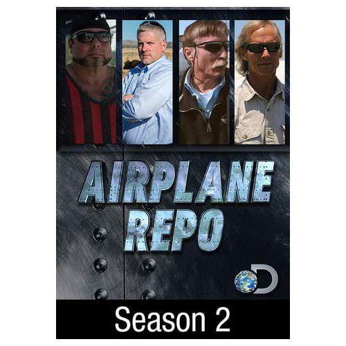Airplane Repo: Season 2 (2014)
