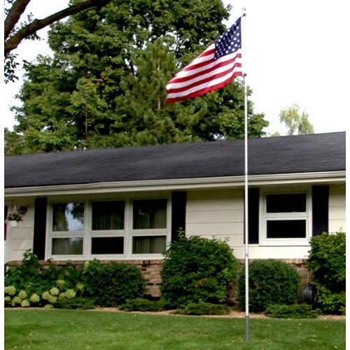 High desert Distribution, LLC American Pride Flagpole