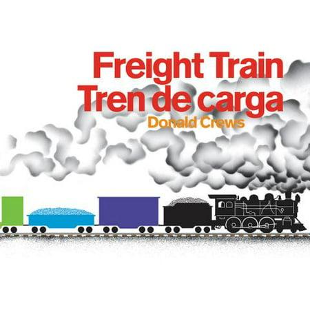 Freight Train Tren De Carga (Board Book) for $<!---->