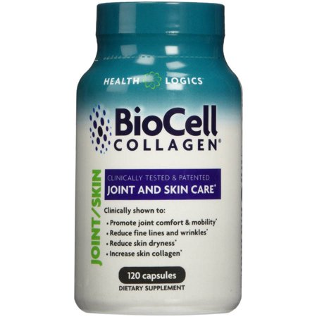 Health Logics Biocell Collagen Joint and Skin Care Capsules, 120 CT