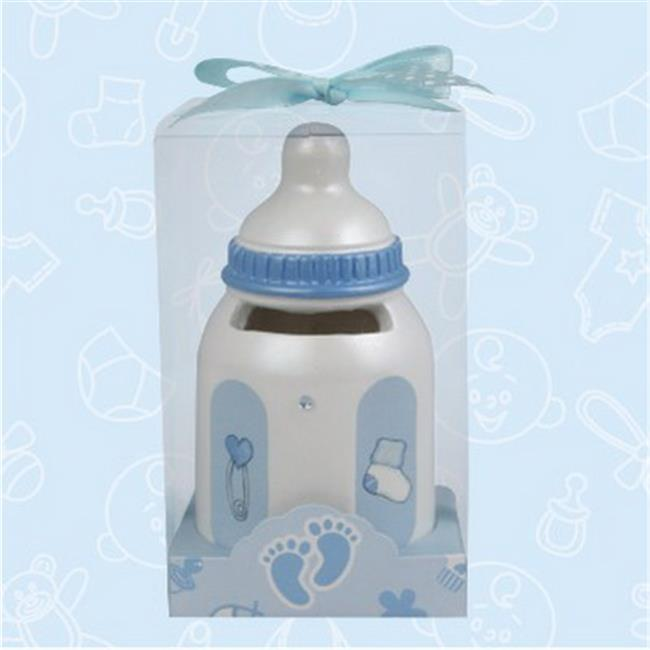 De Yi Baby Shower Bottle Piggy Bank Favors