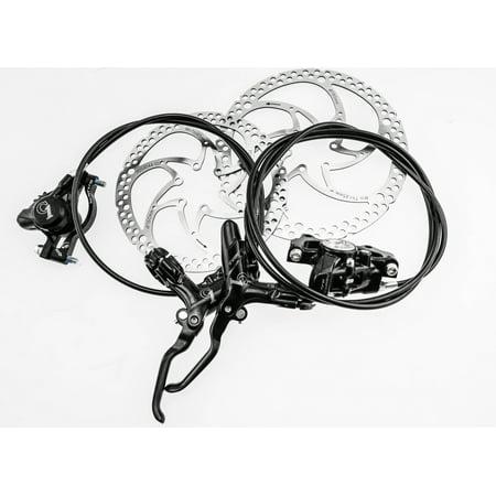 Formula C1 MTB Bike Hydraulic Disc Brakeset 800/1300mm