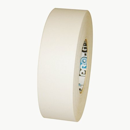 60 Yds White Gaffers Tape (Pro Tapes Pro-Gaff Gaffers Tape: 2 in. x 55 yds.)