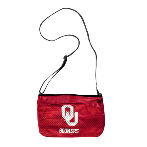 NCAA - Oklahoma Sooners Jersey Mini Purse