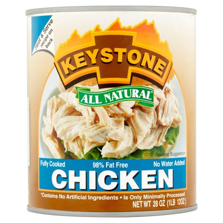 Keystone Chicken  28 Oz