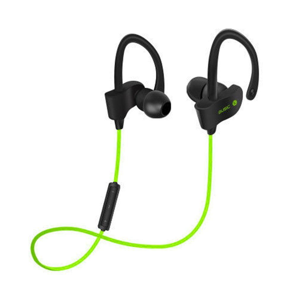 Pre-Cyber Week 56S Bluetooth Sports Headset Sweat-proof Stereo In-Ear Earphone with Mic