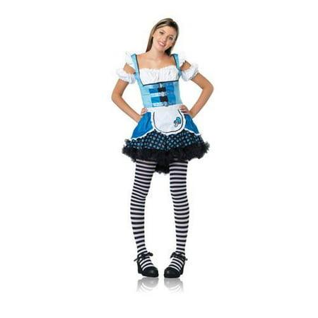 Mushroom Alice Costume - Mushroom Alice
