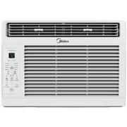 Midea 5,000 BTU 115V Window Air Conditioner with Remote, White, MAW05R1WWT