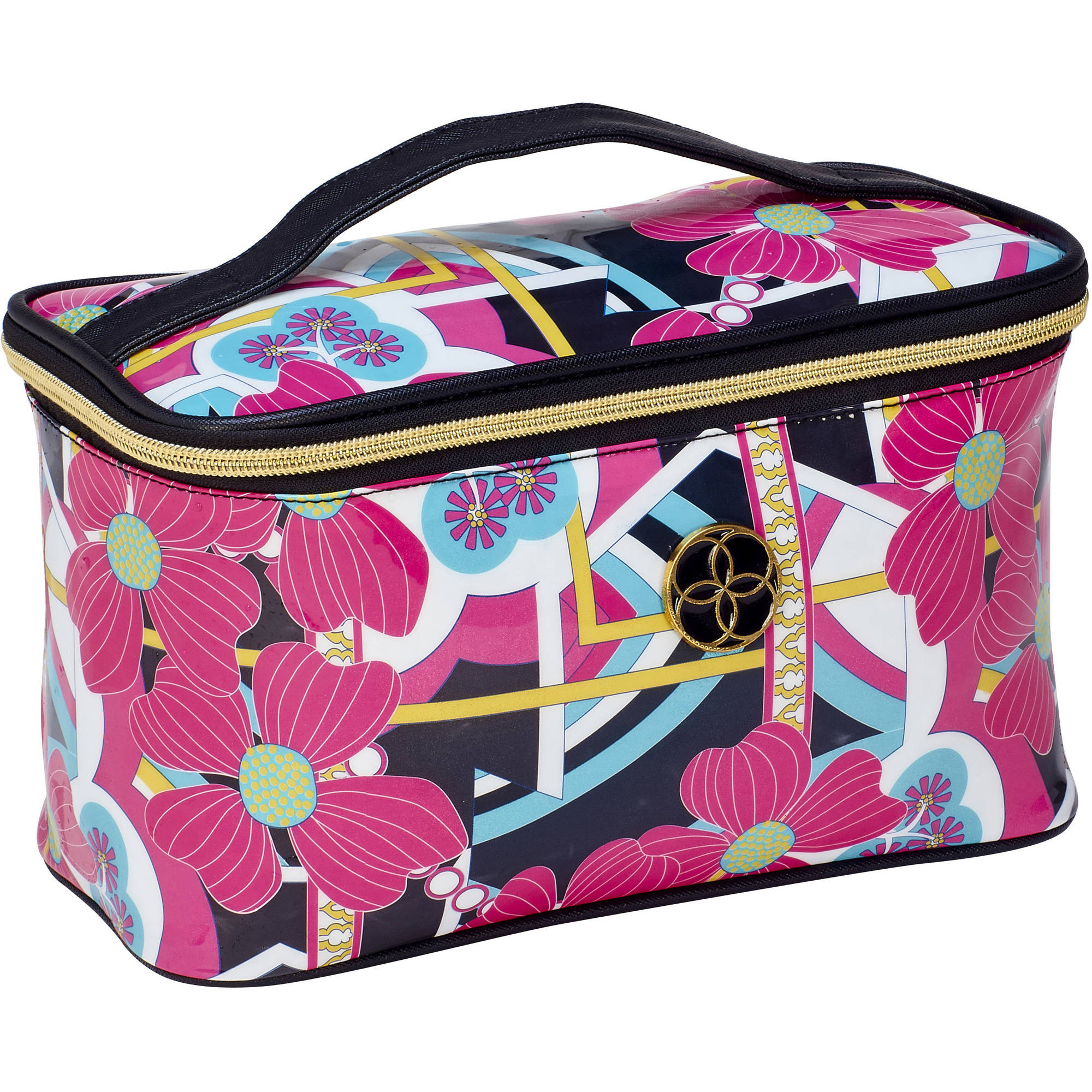 Candie Couture Bibi Licorice Cosmetic Tote
