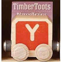 TimberToot, Letter Y