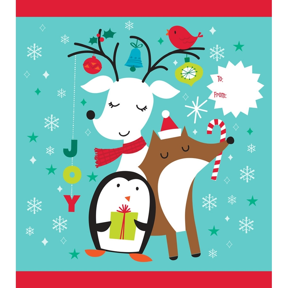 Joy Calendar Wrapper, Calendar Wrappers by Calendar Ink