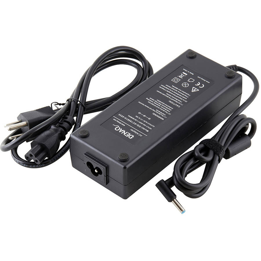 DENAQ 19.5-Volt 6.15-Amp 4.5mm-3.0mm AC Adapter for HP Envy Laptops