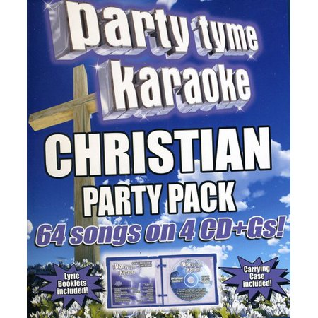 Party Tyme Karaoke: Christian Party Pack (CD) ()