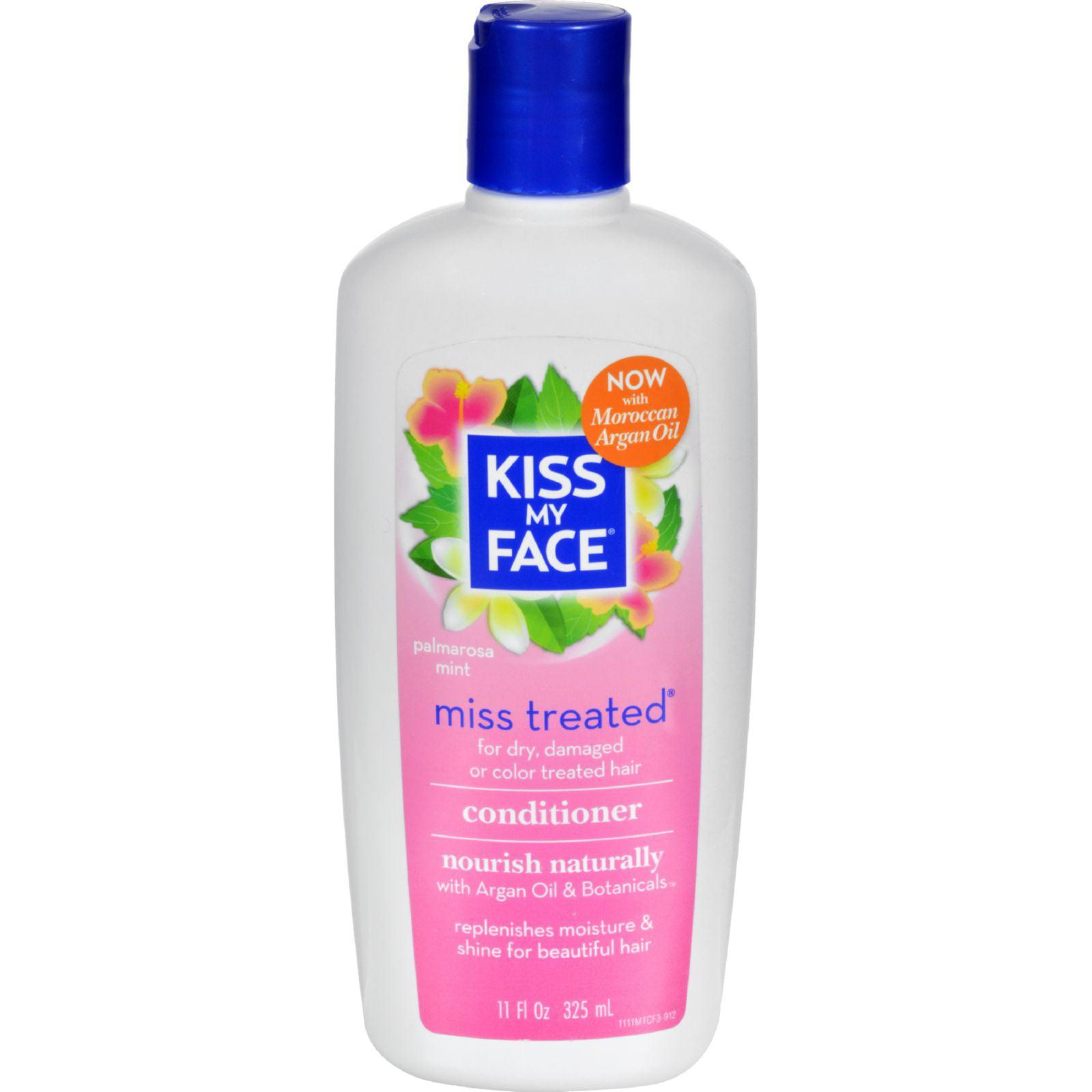 Kiss My Face Miss Treated Conditioner Palmarosa Mint - 11 fl oz